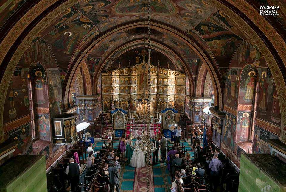 Fotografii cununie religioasa Brasov