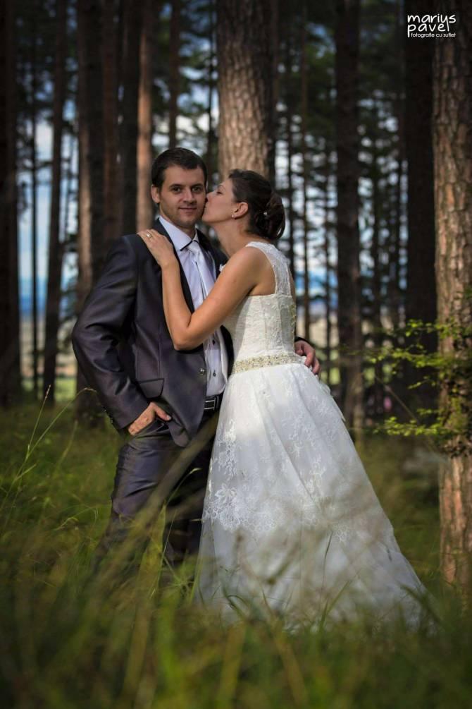 Fotografii nunta Brasov – sedinta foto trash the dress