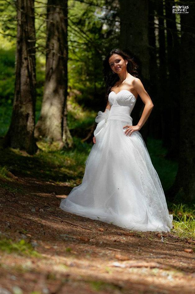 Trash the dress – sedinta foto dupa nunta
