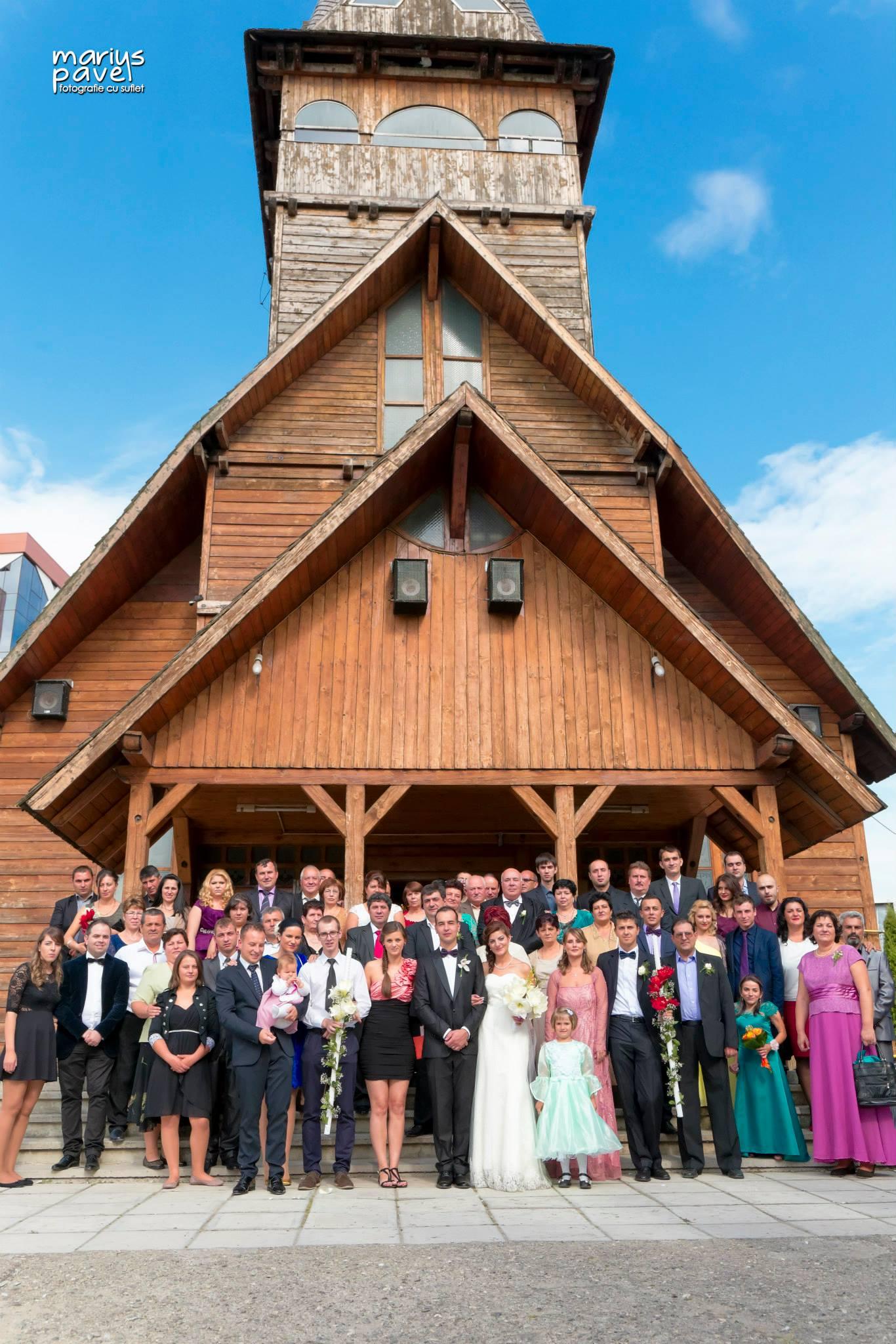 Fotografii din ziua nuntii