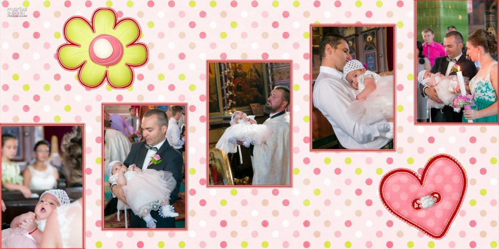 Album de botez  din Brasov