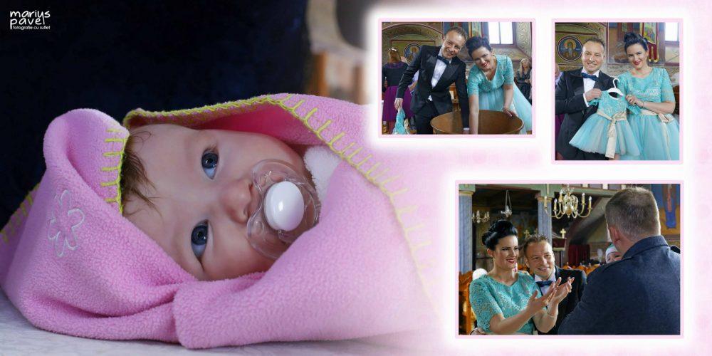 Album de botez fetita Brasov