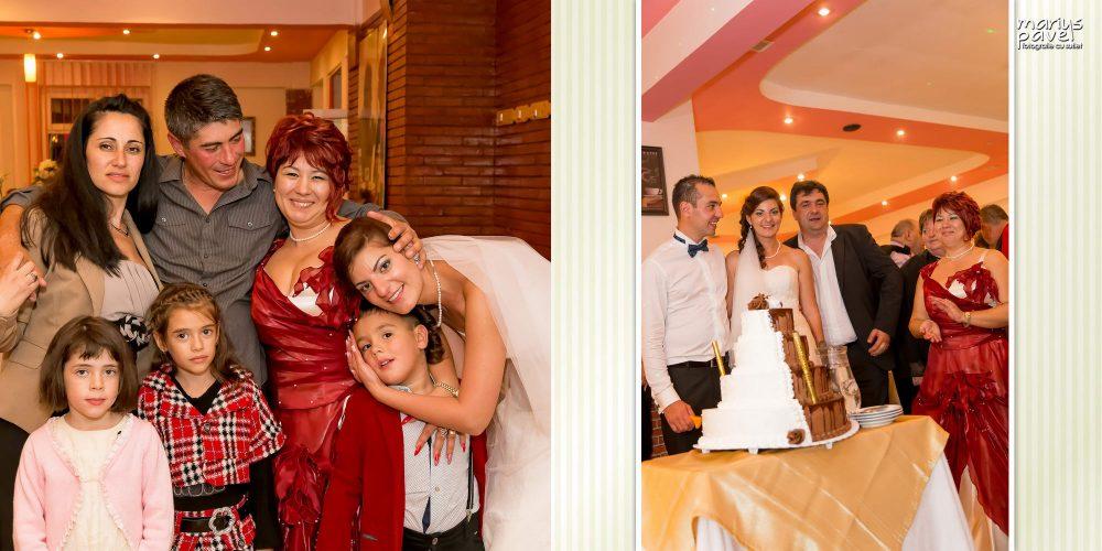 Album foto de nunta pentru nasi Brasov