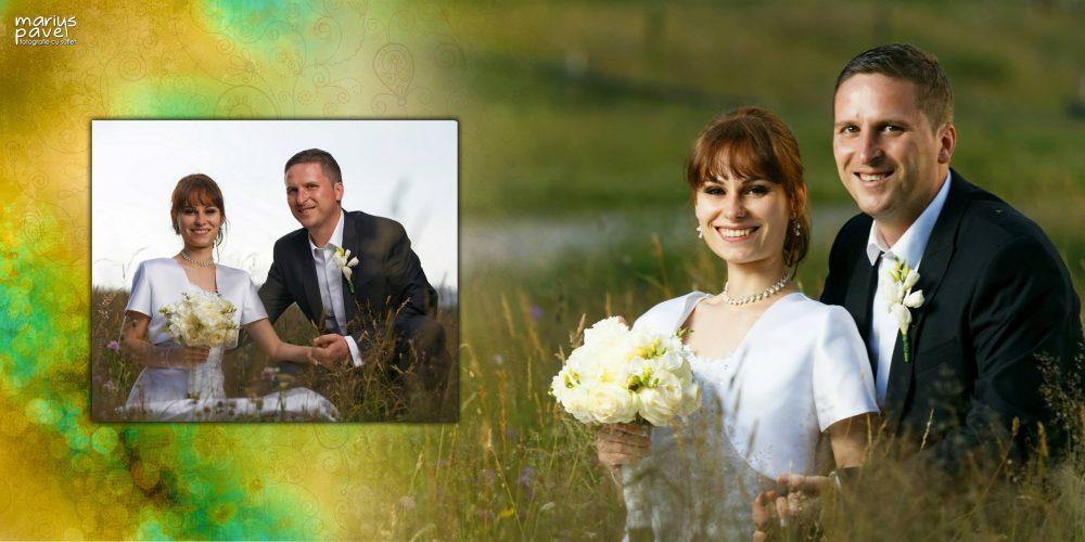 Albumul foto de la nunta