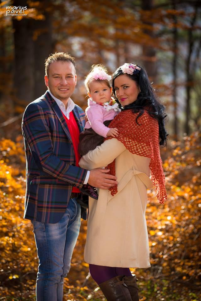 Foto copii Brasov – fotografie cu parintii