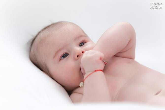 Fotografie inainte de botez bebe Brasov