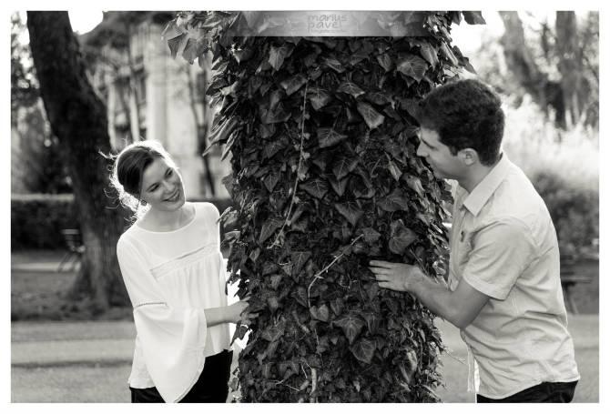Sedinta fotografie de  logodna