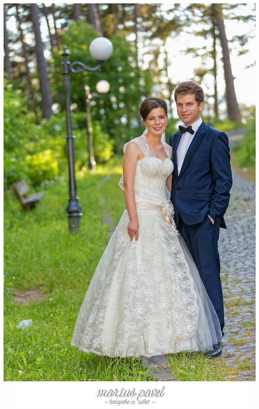 Trash the dress Cetatea Rasnov