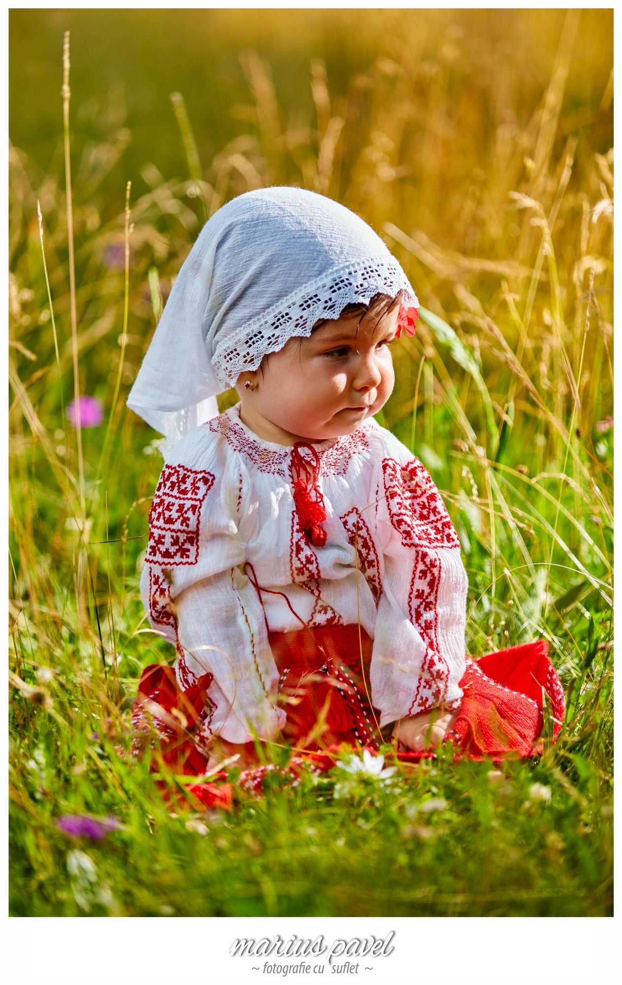 Fotografii costum popular romanesc