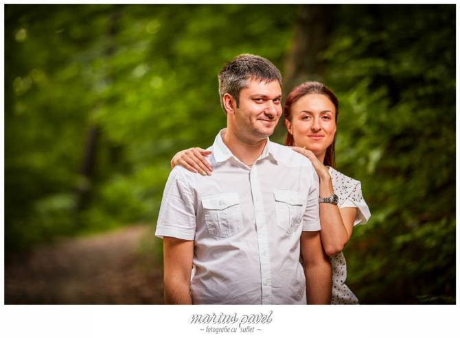 Fotografii inainte de ziua nuntii