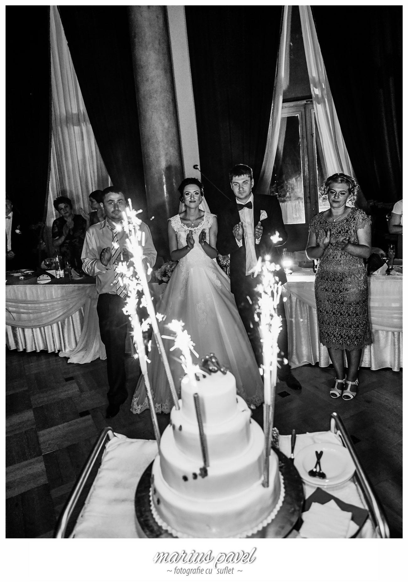 Fotografii nunta Casa Armatei din Brasov