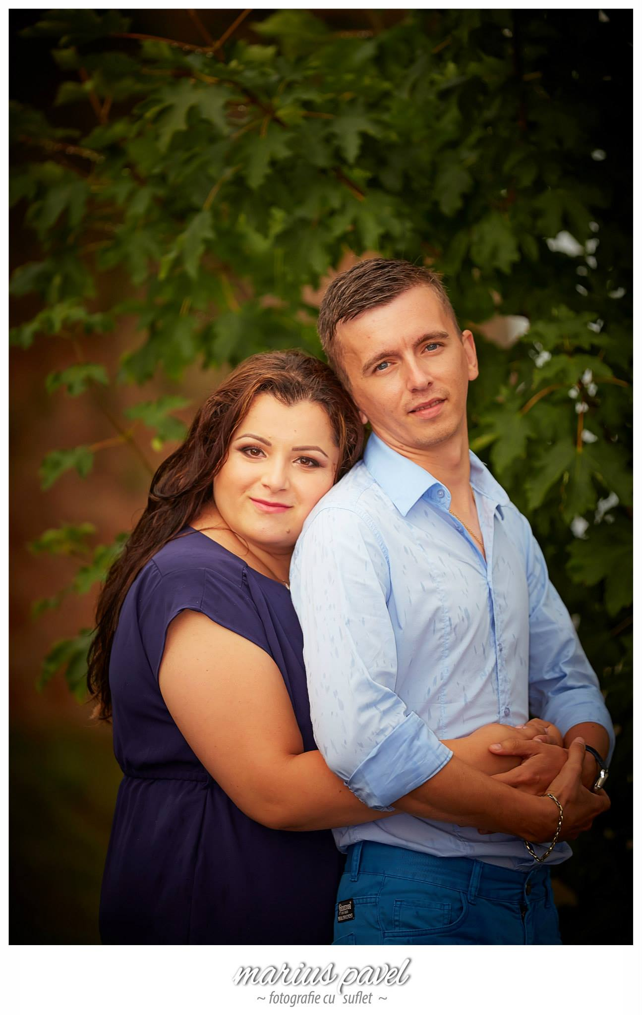 Fotografii inainte de nunta la Cetatea Brasov