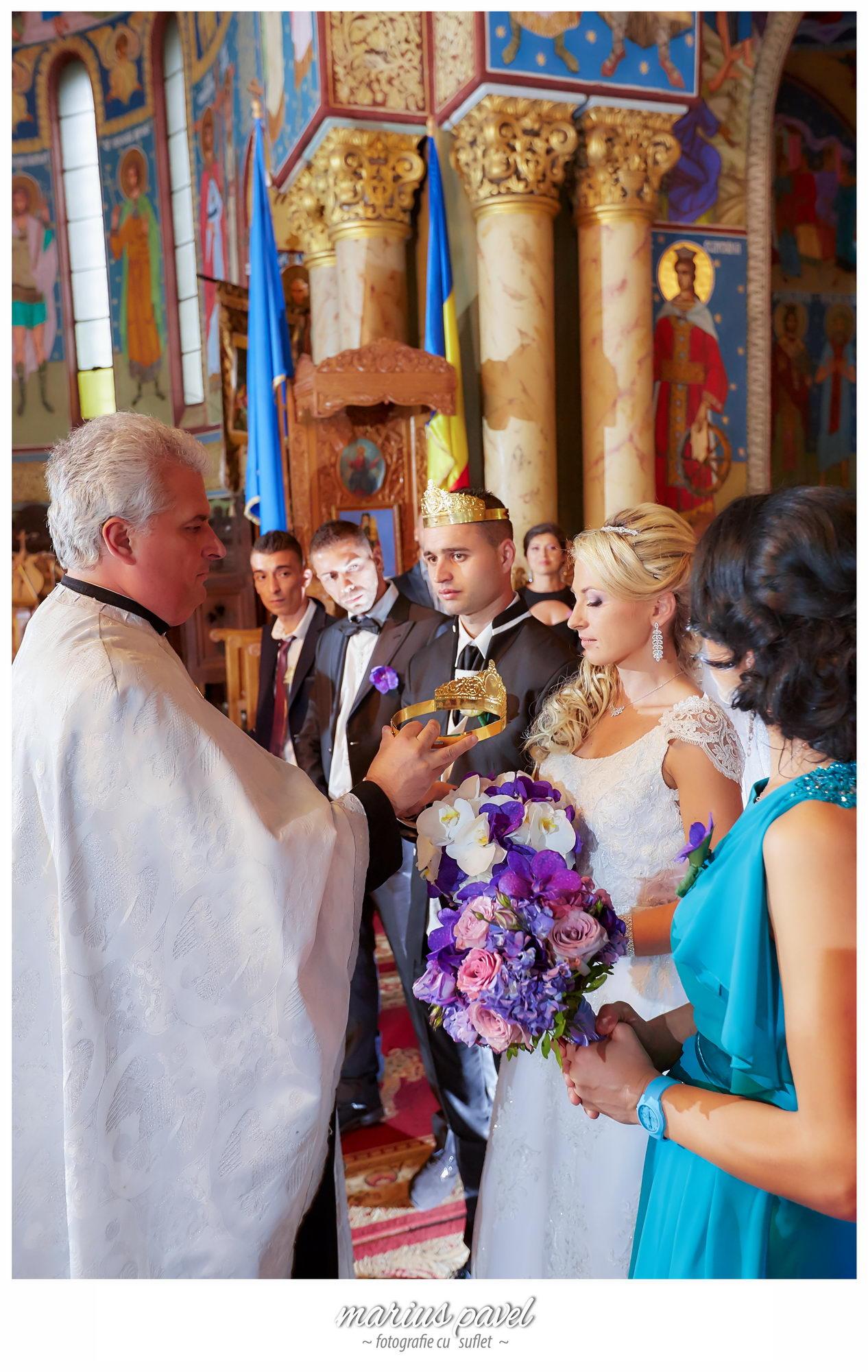 Fotografii nunta restaurant Sergiana Brasov