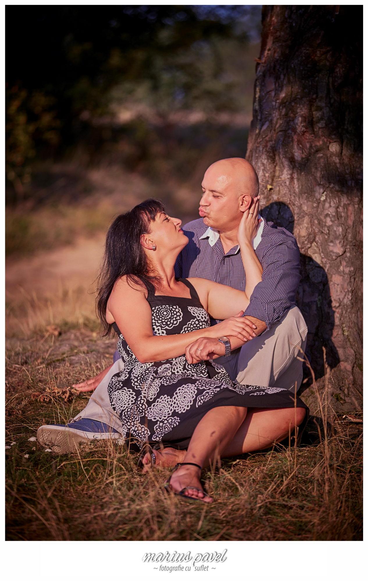 Sedinta foto dinaintea nuntii Brasov cu mirii