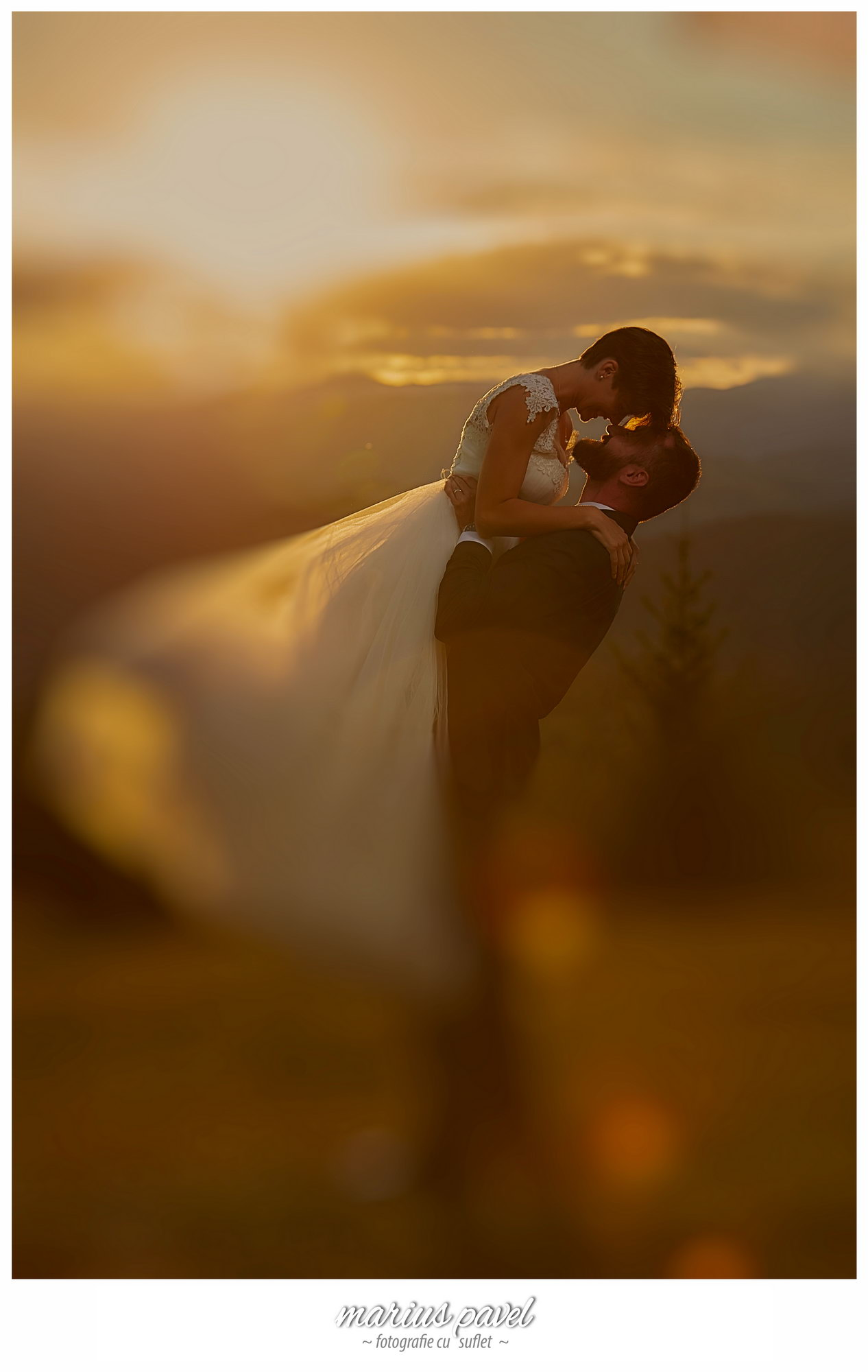 Trash the dress foto Brasov