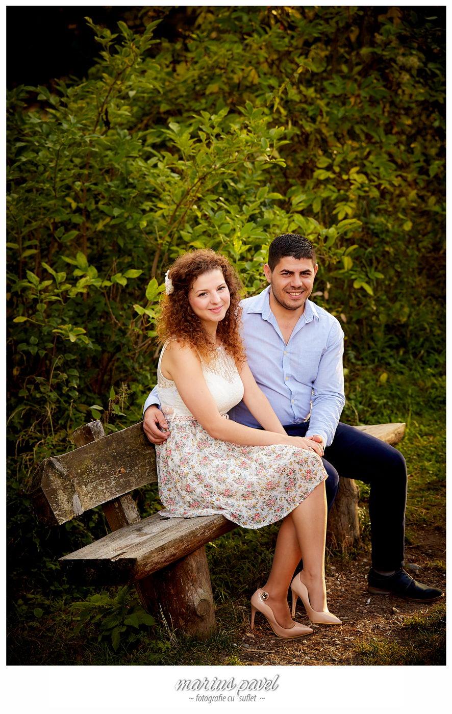 Fotografii inaintea nuntii din Rasnov