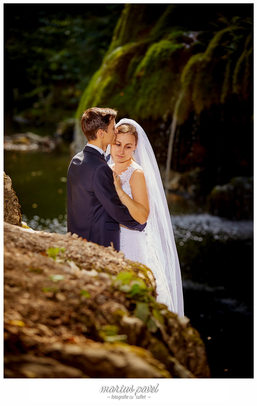 Fotografii nunta Cascada Bigar
