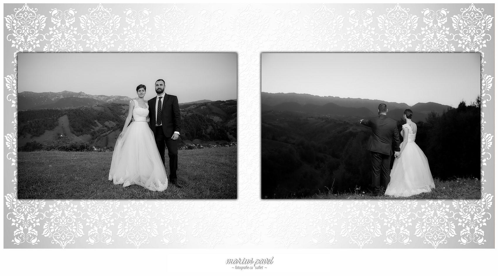 Album de nunta vintage