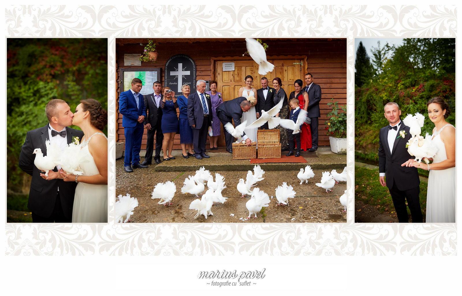 Foto nunta Pensiune Floarea Soarelui