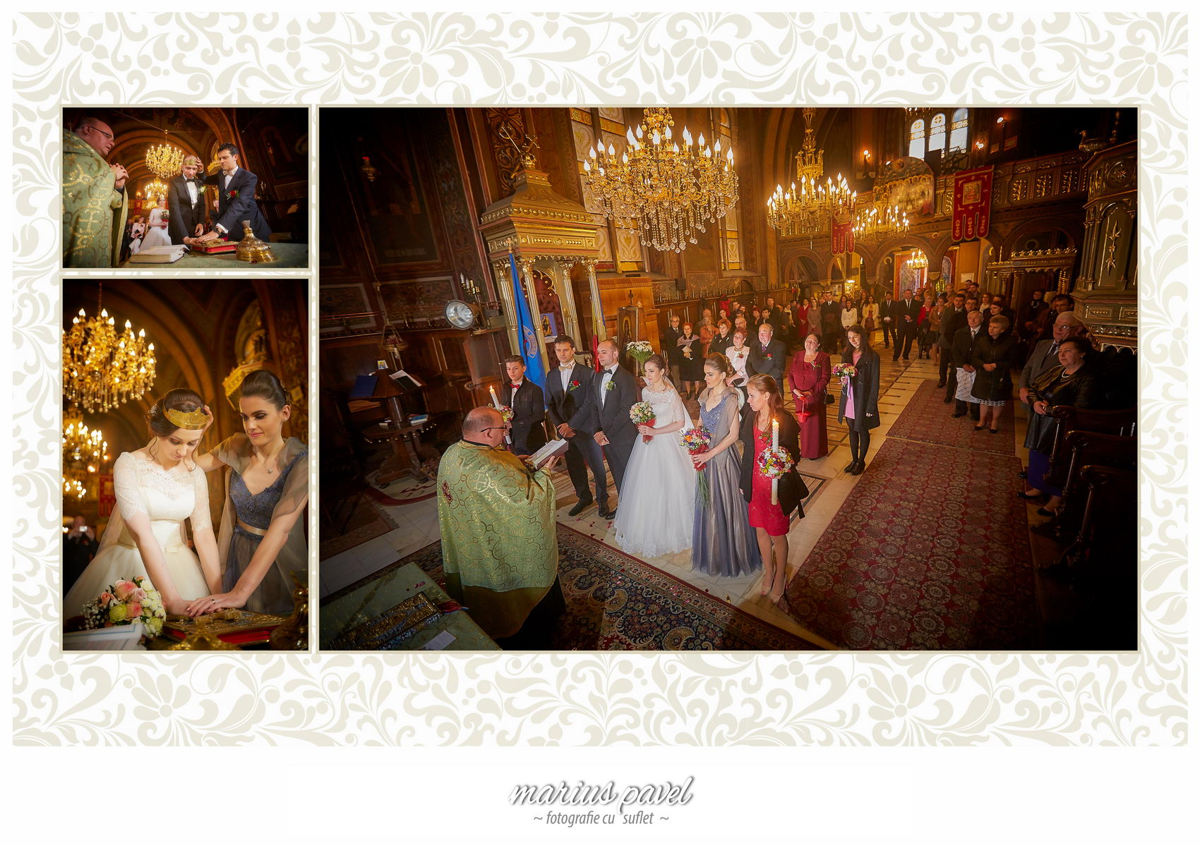 Fotografii de la nunta Sergiana Brasov