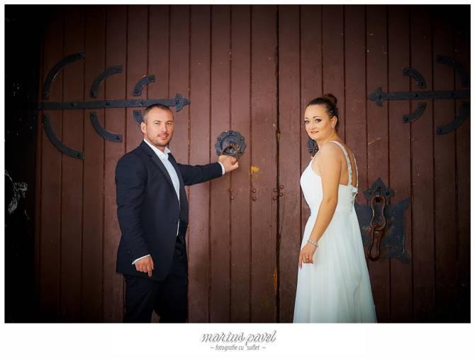 Sedinta foto nunta Cetatuia Brasov