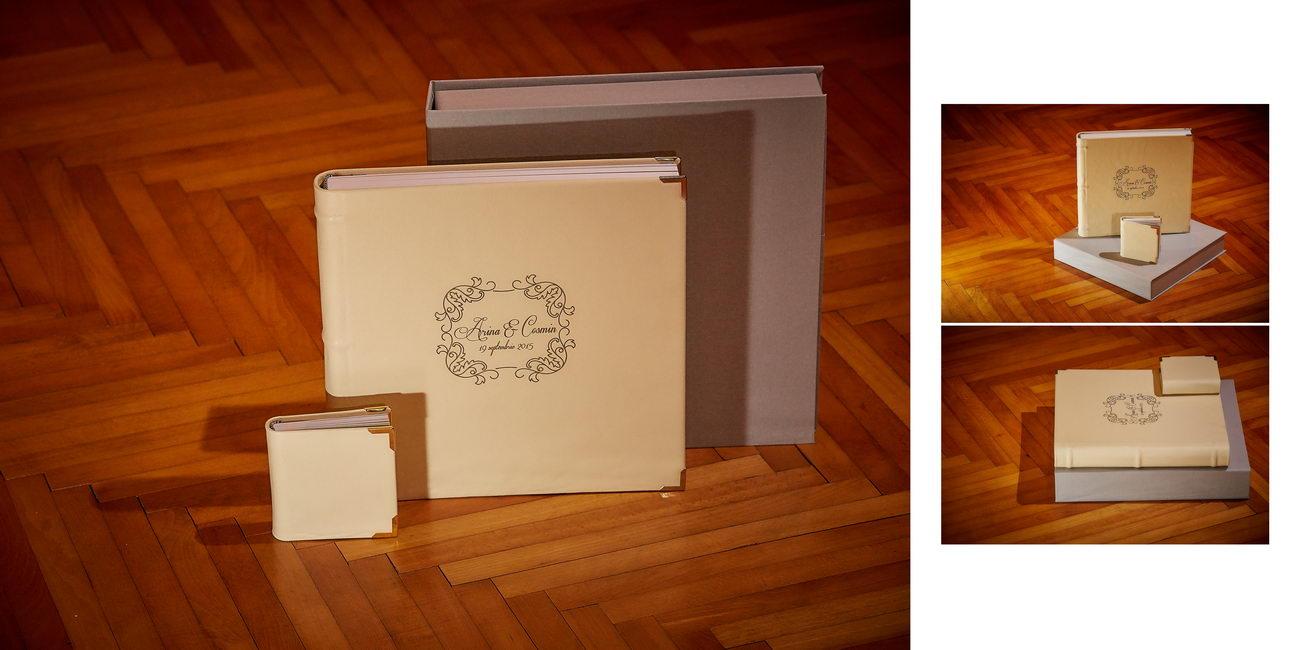 Album nunta handmade