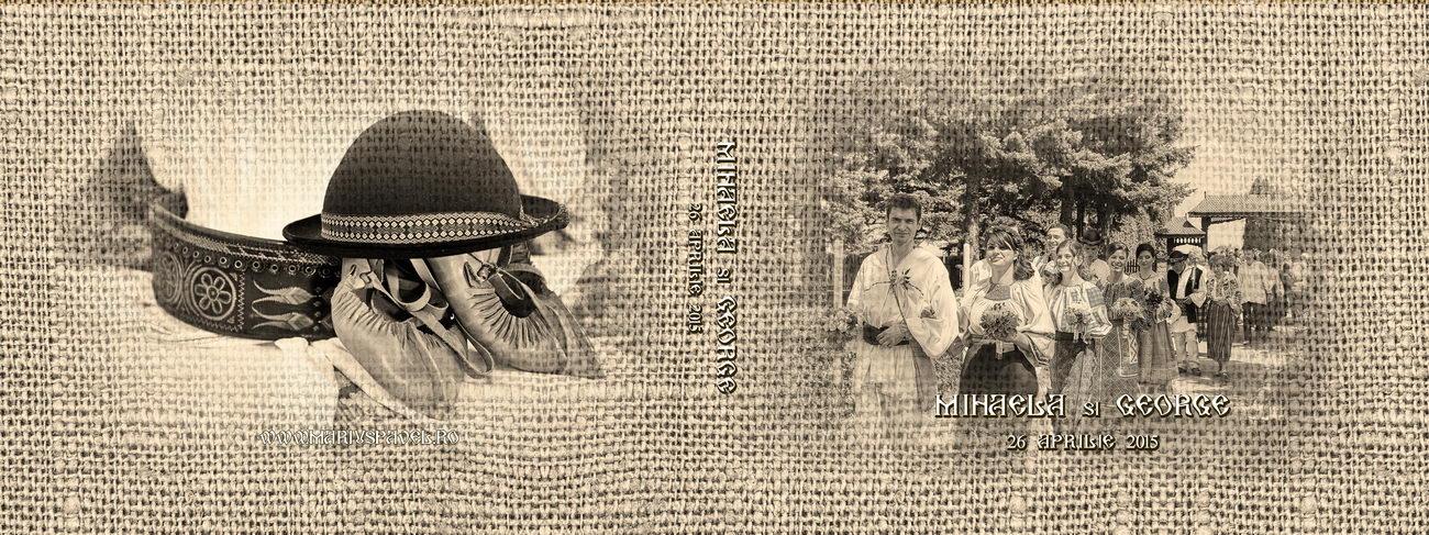 Album de nunta tradtionala romaneasca