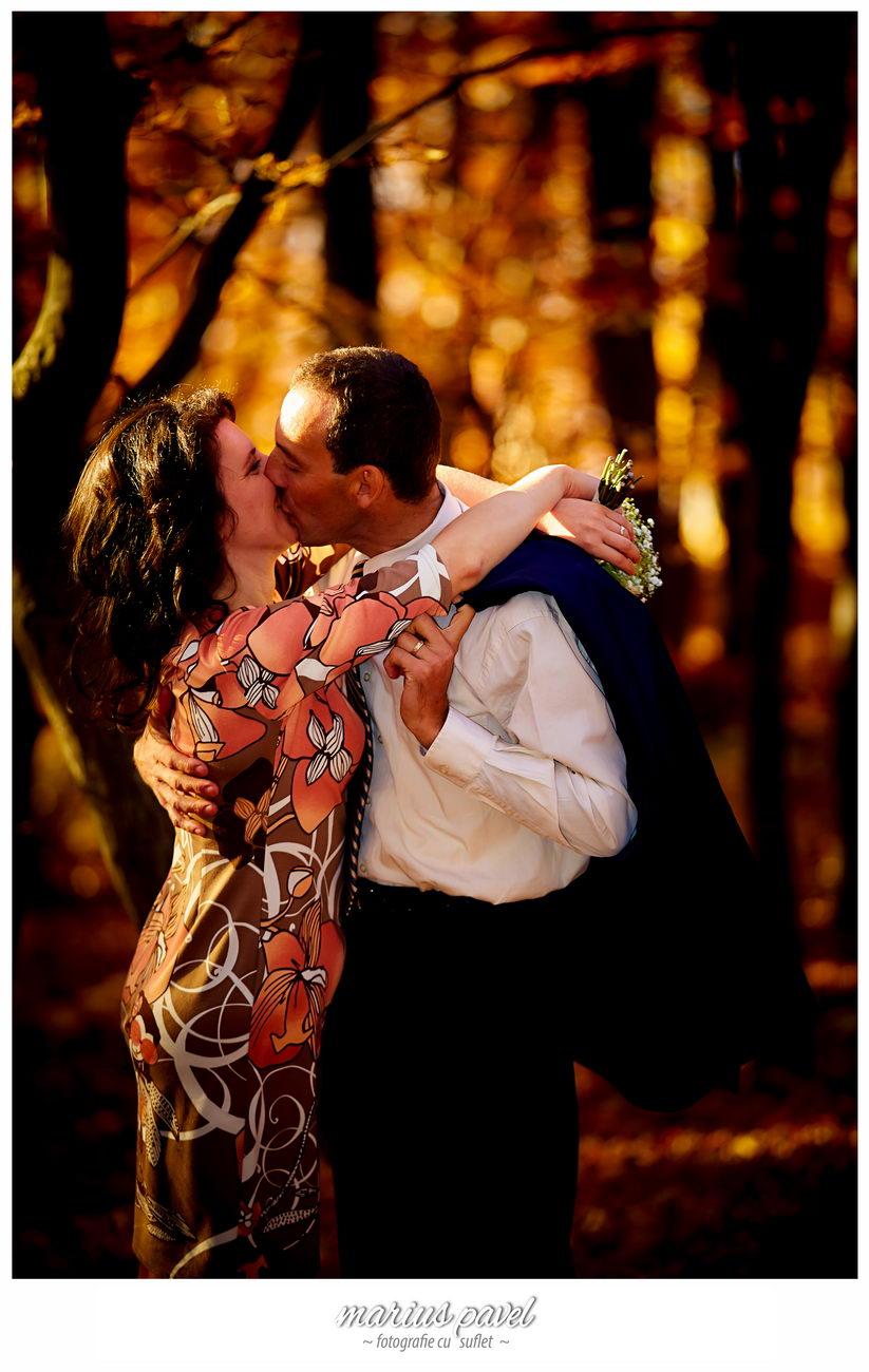 Fotografii de la sedinta foto dinaintea nuntii