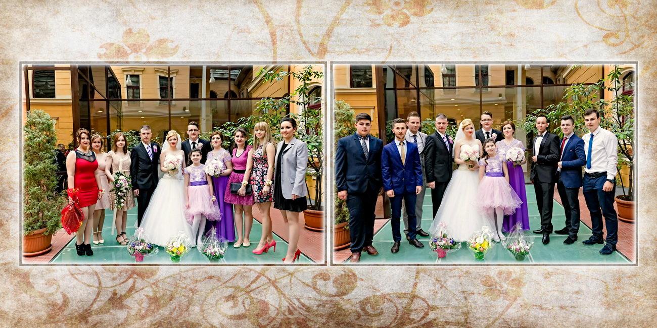 Album personalizat coperta foto