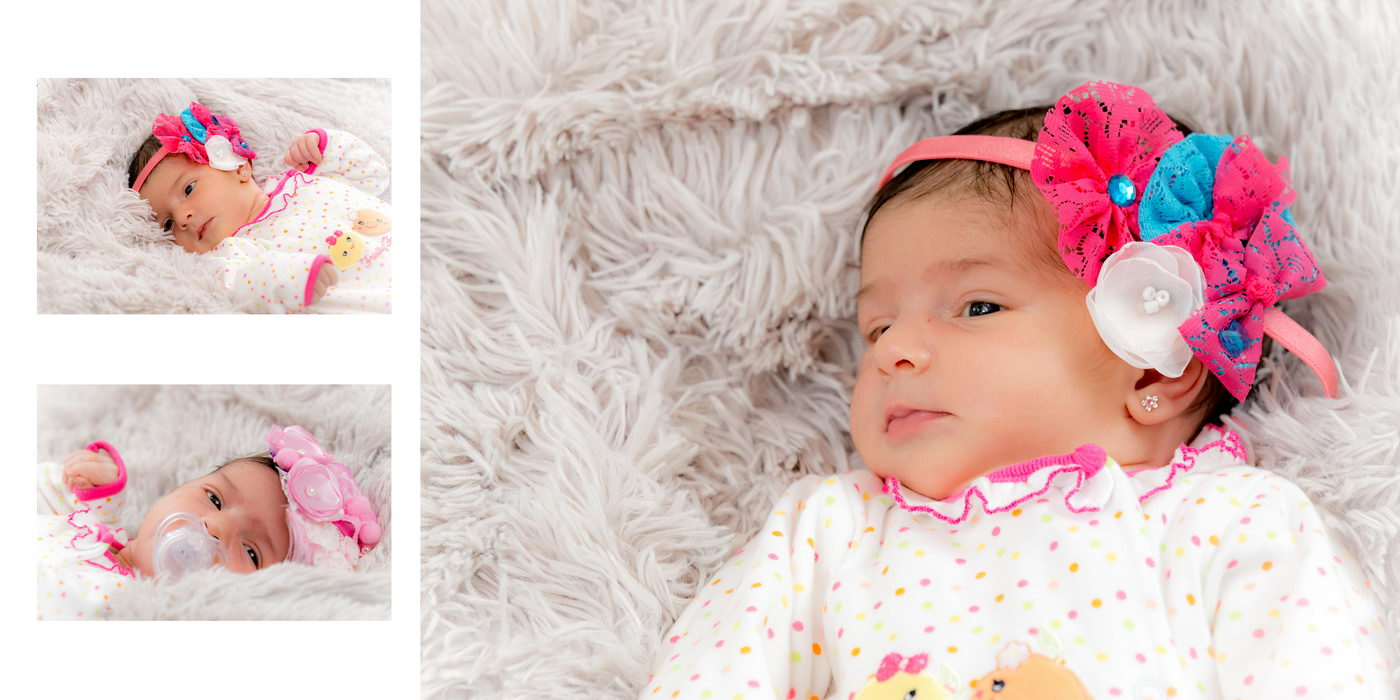 Album foto bebe primul an