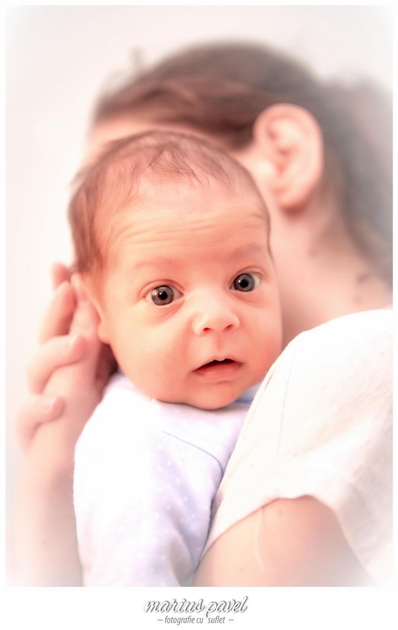 Fotografie nou nascut Brasov