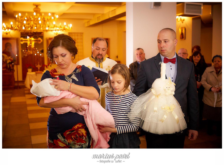 Fotografii botez fetita Brasov