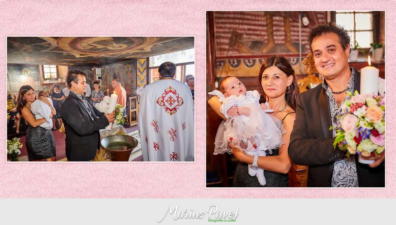 Album botez personalizat Brasov