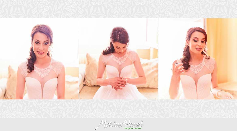 Album cu fotografii din ziua nuntii