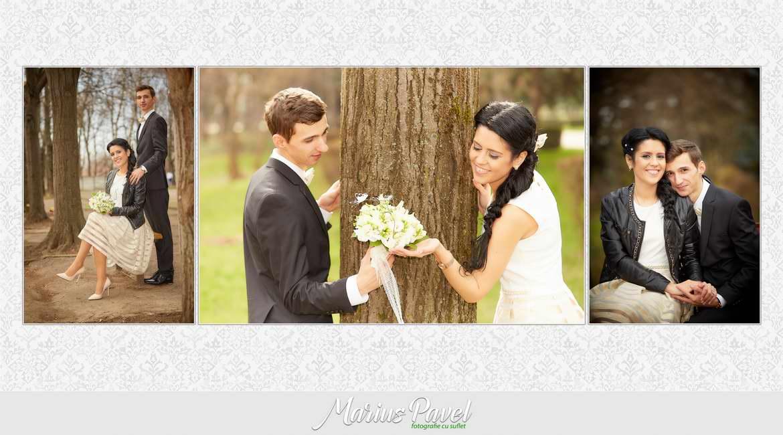 Album de nunta personalizat Brasov