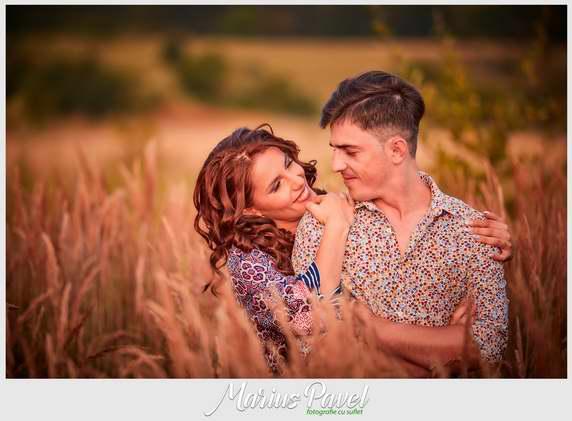 Sedinta foto de cuplu la Brasov