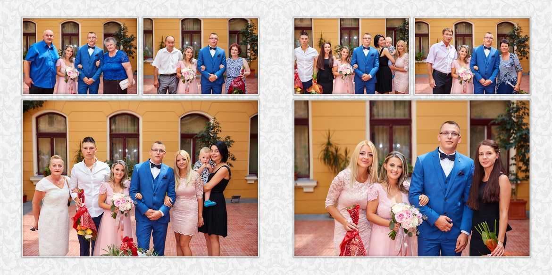 Album fotocarte cununie civila Brasov