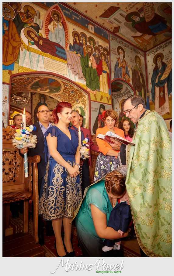 Foto botez Fantana Craiesei Fagaras